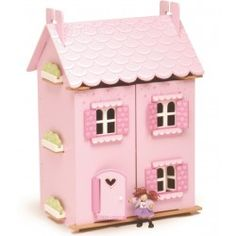 Casa de Bonecas Dream House Mobilada - Le Toy Van dollhouse