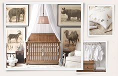 whoa! this is gorgeous   Restoration Hardware Baby & Child