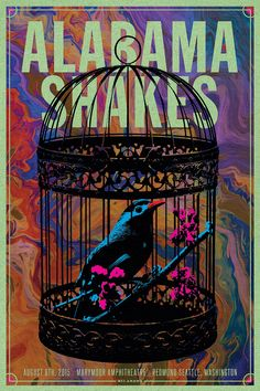 Kii Arens Pope Francis, Alabama Shakes and More New Posters