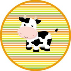Kit Festa Fazendinha Farm Animal Party, Silhouette Projects, Farm Animals, Preschool, Kids Rugs, Pictures, Montessori, Farm Theme, Printable Art