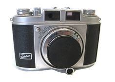 RESERVED FOR AL Super Baldina Camera // made in Germany // 1950s film camera // orig case