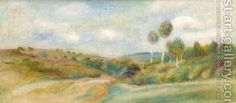 Paysage 6 by Pierre Auguste Renoir