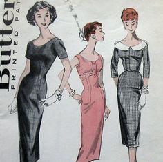 1950s Butterick 8056