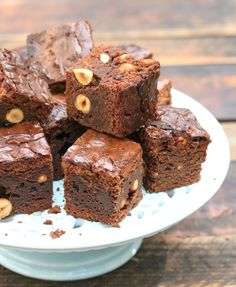 nigella's chocolate brownies