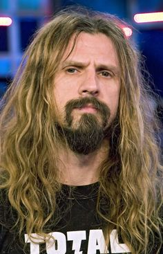 Rob Zombie - he is actually kind of gorgeous.