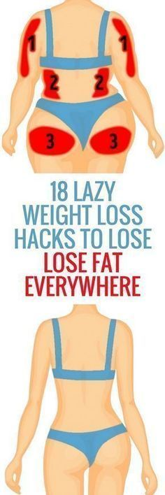 18 lazy weight loss hacks lose serious weight
