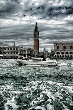 Venice Italy by Jack Torcello