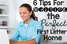 6 Tips For Writing the Perfect First Letter Home via @whatilearned