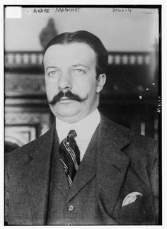 Andre Maginot -The defenses were first proposed by Marshal Joffre. He was opposed by modernists such as Paul Reynaud and Charles de Gaulle who favoured investment in armour and aircraft. Joffre had support from Henri Philippe Pétain, and there were a number of reports and commissions organised by the government. It was André Maginot who finally convinced the government to invest in the scheme. Maginot was another veteran of World War I; he became the French Minister of Veteran Affairs and…
