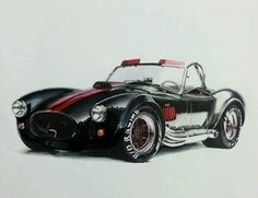 Ac Cobra Shelby 666ci