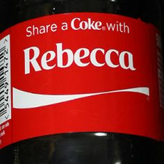 becky name | Rebecca-Name-Share-a-Coke-A-Cola-Limited-Edition-personalised-500-Ml ...