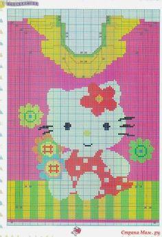 Knitting Charts, Baby Knitting Patterns, Knitting Designs, Crochet Patterns, Stitch Crochet, Crochet Chart, Filet Crochet, Intarsia Patterns, Stitch Patterns