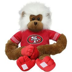 "San Francisco 49ers 27"" Jersey Monkey"