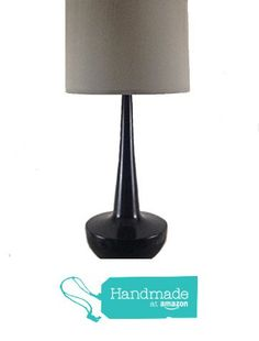 Artisan, Abs, Table Lamp, Woodworking, Hardware, Amazon, Lighting, Black, Design