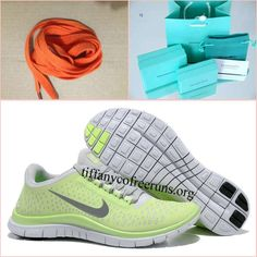 the best attitude c80a7 d2315 Womens Nike Free 3.0 V4 Liquid Lime Reflective Silver White Shoes under    50.00 Discount Nike