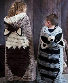 Crochet Afghans Ideas Woodland Fox Blanket By MJsOffTheHookDesigns - Purchased Crochet Pattern - (etsy) - Crochet Fox, Tunisian Crochet, Free Crochet, Crochet Mittens, Chrochet, Crochet Simple, Crochet For Kids, Crochet For Beginners Blanket, Baby Blanket Crochet