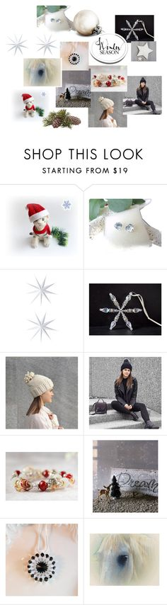 """Winter Season"" by msbsdesigns ❤ liked on Polyvore featuring House Doctor and Hostess"