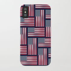 Buy USA Baseball Flag iPhone Case by artbylhg. Worldwide shipping available at Society6.com. Just one of millions of high quality products available.