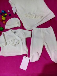 A personal favorite from my Etsy shop https://www.etsy.com/listing/261648617/baby-girls-knitted-set-0-3-month-baby