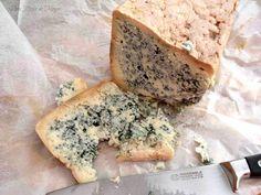Una Pizca de Hogar: Helado de queso Cabrales con Frambuesa.