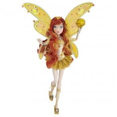 Bloom doll from Winx Club