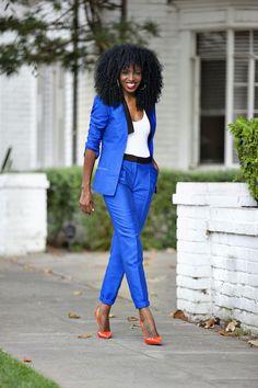 Malene Birger Tuxedo Suit: Chic in the workforce
