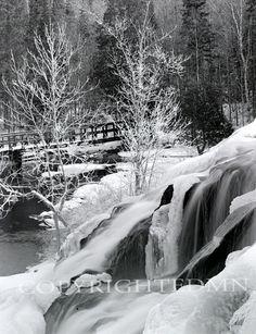 Winter in Michigan from terri godfrey.