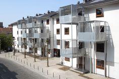 421-Renovation of 150 housing units