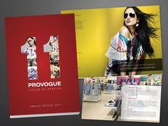 Provogue Annual Report 2011