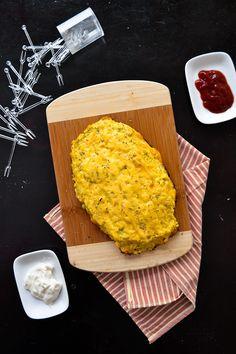 """Receita gostosa e com 3 ingredientes: """"pão"""" de couve-flor e queijo!   Casa&Cozinha"""