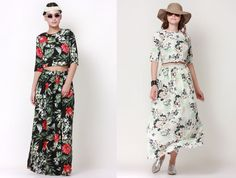 Summer trends to carry forward in fall: 2 piece sets