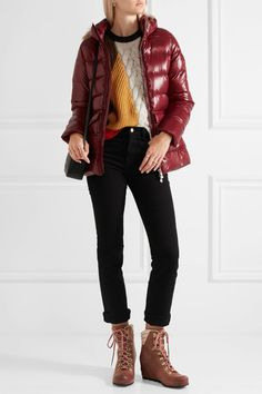 eda66aed582 12 Best Sorel Wedge Boots Outfit images