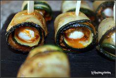 Keskonmangemaman?: Bataille Food #37 finger food venue d'ailleurs avec une… Pesto, Finger Foods, Avocado, Coconut, Fruit, Battle, Food, Kitchens, Lawyer