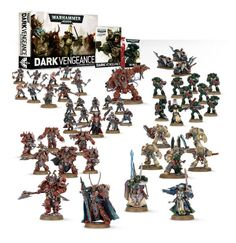 Warhammer 40k Dark Vengeance Starter Set. This is the kit that I bought just 2 weeks ago.   Awesome Kit for a beginner like myself.