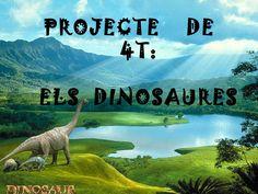 Dinosaures Exposició projecte 4tB pompeu.parets via Slideshare