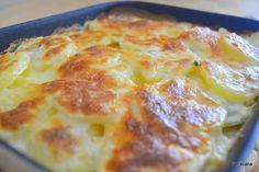 Petiscana: Batatas dauphinoise à Petiscana