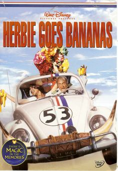 Herbie Goes Bananas.........