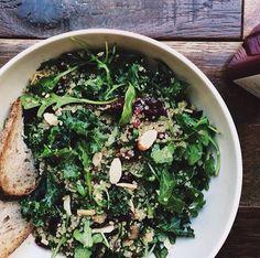 @aguynamedpatrick | at Sweetgreen NY - February salad