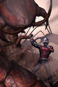 comicsodissey:  ANT-MAN: LARGER THAN LIFE #1