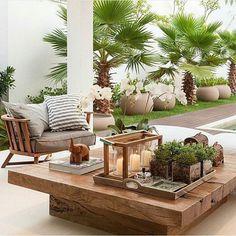 Para quem gosta de uma casa acolhedora, olhem só esse terraço, uma inspiração divina! Gostaram? #ona #onaarquitetura #designdeinteriores #decoracao #architecture #arquiteturadeinteriores #arquitetura #interiordesign #interiors #inspiration