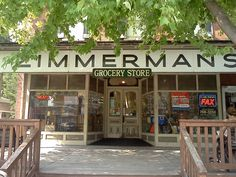 Zimmerman's Grocery in Intercourse, PA