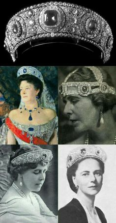Necklaces – Page 5 – Modern Jewelry Royal Crown Jewels, Royal Crowns, Royal Tiaras, Royal Jewelry, Tiaras And Crowns, Modern Jewelry, Vintage Jewelry, Princess Tiara, Circlet