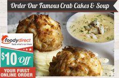Crab Cake at Barbara Jean's | Favorite Restaurants | Pinterest | Crab ...