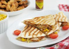 Kfc, Quesadillas, Tacos, Pizza, Food And Drink, Cooking, Breakfast, Ethnic Recipes, Sos Barbecue