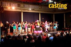 Musical  ¡Ay Calavera Catrina! de la Escuela de Teatro de la Industrial Concepción Quirós Pérez dirigida por Gustavo Fox y José Demetrio Morales.