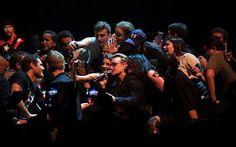 U2 - Vision over Visibility: U2 surpreende os fãs no terceiro show em Montreal
