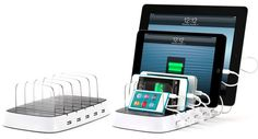Griffin PowerDock 5 Makes Recharging Easy for iDevices