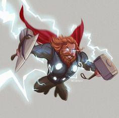 ArtStation - Thor (Avengers: End Game) Sketch Collection Cuddly Veedles Marvel Comics, Marvel Heroes, Captain Marvel, Marvel Avengers, Avengers Cast, Avengers Memes, Arte Nerd, Asgard, Avengers Pictures