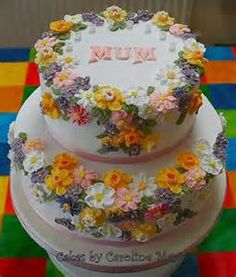 Royal Icing Flowers 42
