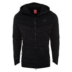 Nike Tech Knit Windrunner 728685-043 Cool Grey//Dark Grey//Black Men/'s Jacket
